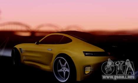 Mercedes-Benz AMG GT para la visión correcta GTA San Andreas