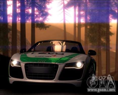 Queenshit Graphic 2015 v1.0 para GTA San Andreas octavo de pantalla