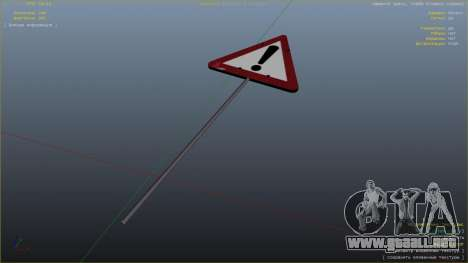 GTA 5 Las señales de la carretera séptima captura de pantalla