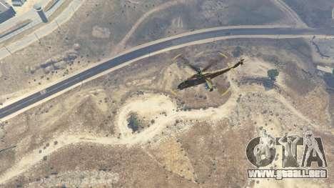 GTA 5 Mi 24 quinta captura de pantalla