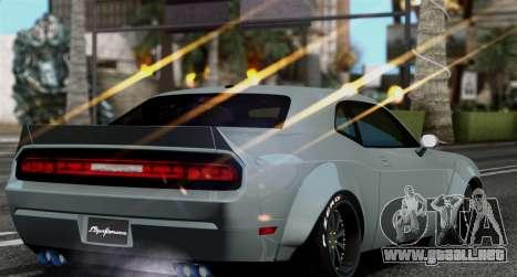 Masayume ENB V1 para GTA San Andreas sexta pantalla