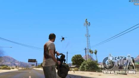 GTA 5 Insane Overpowered Weapons mod 2.0 cuarto captura de pantalla