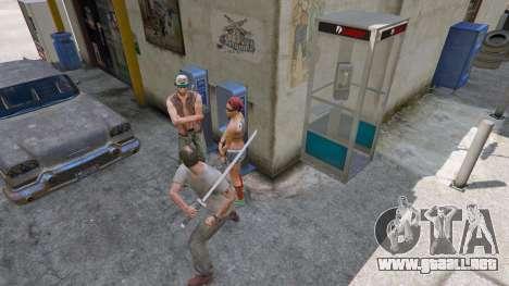 GTA 5 Katana tercera captura de pantalla
