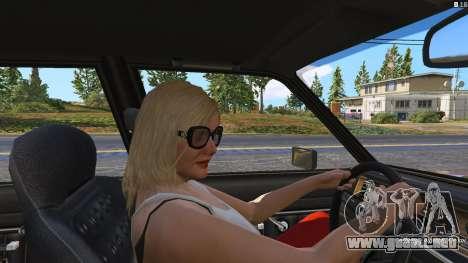 GTA 5 Passenger Button