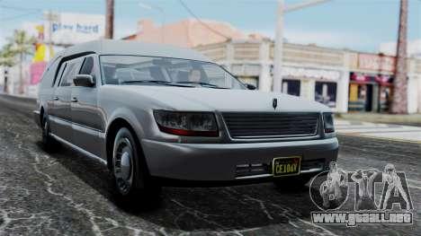 GTA 5 Albany Romero IVF para GTA San Andreas