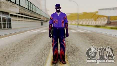 FNAF Purple Guy para GTA San Andreas segunda pantalla
