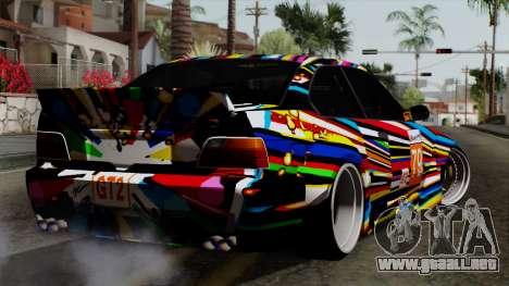 BMW M3 E36 79 para GTA San Andreas left