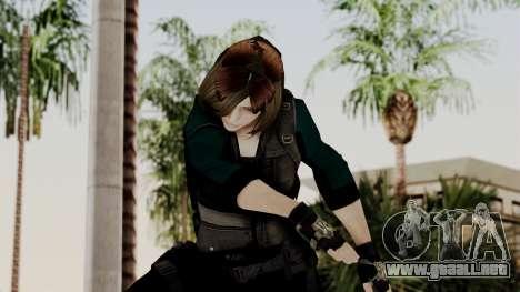 Christy Battle Suit 2 (Resident Evil) para GTA San Andreas