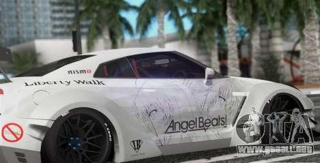 Masayume ENB V1 para GTA San Andreas quinta pantalla