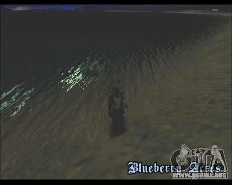 REXAS ENB v1 para GTA San Andreas sexta pantalla
