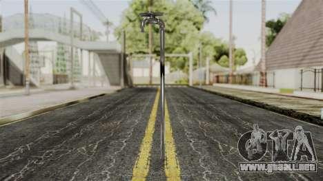 Tubería para GTA San Andreas segunda pantalla