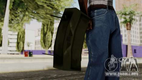 Claymore Mine from Delta Force para GTA San Andreas tercera pantalla