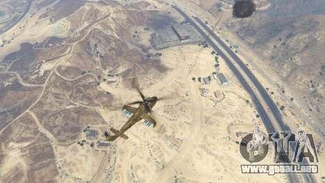 GTA 5 Mi 24 séptima captura de pantalla