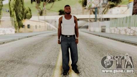 GTA 5 Family Member 3 para GTA San Andreas segunda pantalla