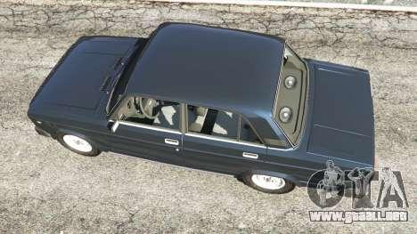 GTA 5 El VAZ-2105 vista trasera