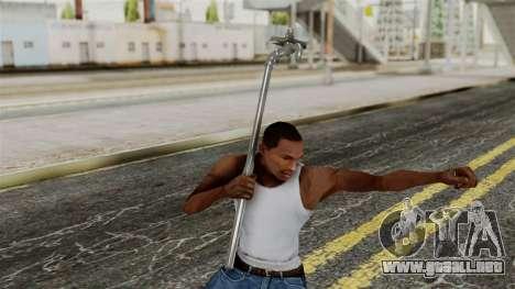Tubería para GTA San Andreas tercera pantalla