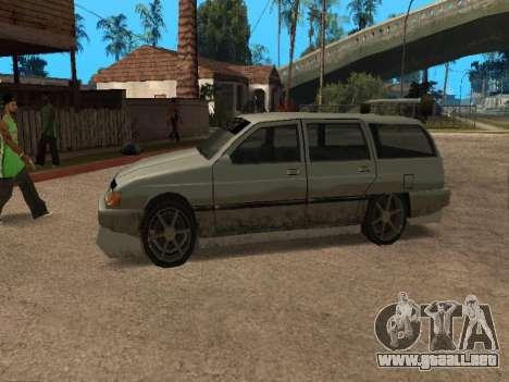 New Solair para GTA San Andreas left