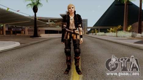 Ves from Witcher 2 para GTA San Andreas segunda pantalla