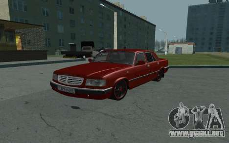 GAS 3110 Volga para GTA San Andreas