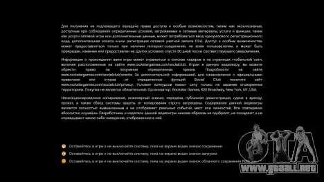 GTA 5 Pantallas de carga en estilo anime cuarto captura de pantalla