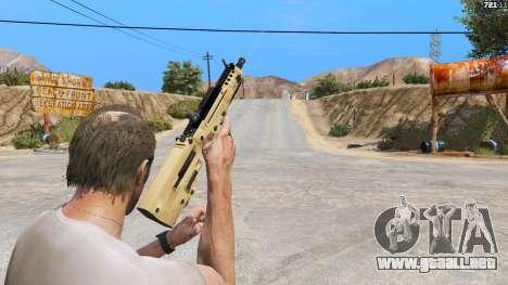 GTA 5 TAR-21 из Battlefield 4