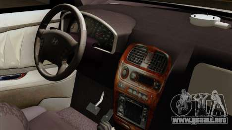 Hyundai Accent para la visión correcta GTA San Andreas