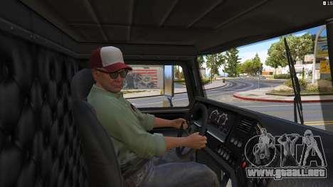 GTA 5 Passenger Button segunda captura de pantalla