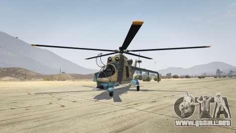 GTA 5 Mi 24