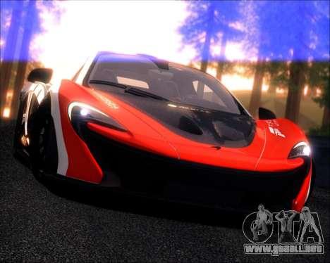 Queenshit Graphic 2015 v1.0 para GTA San Andreas quinta pantalla