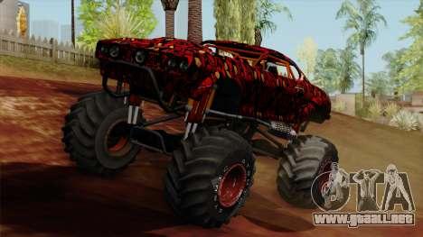 The Batik Big Foot para GTA San Andreas