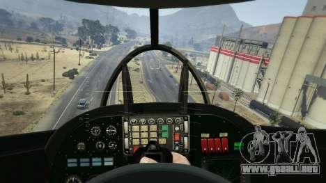 GTA 5 Mi 24 noveno captura de pantalla