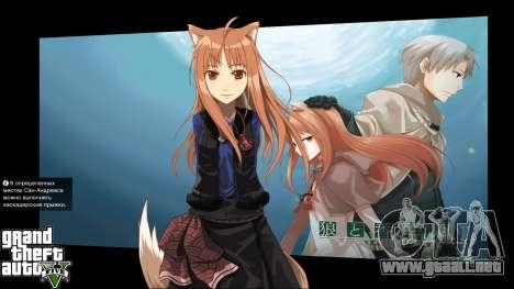 Spice & Wolf Theme para GTA 5