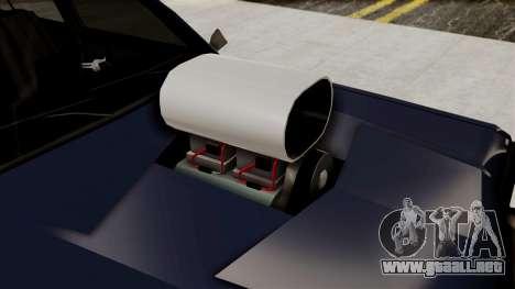New Regina Extreme para la visión correcta GTA San Andreas