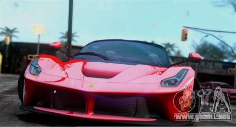 Masayume ENB V1 para GTA San Andreas segunda pantalla