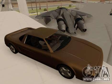 Infernus PFR v1.0 final para la visión correcta GTA San Andreas
