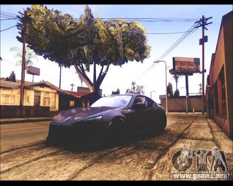 REXAS ENB v1 para GTA San Andreas tercera pantalla