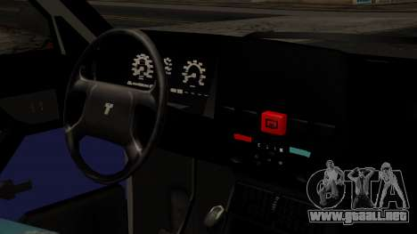 Tofas Dogan para la visión correcta GTA San Andreas
