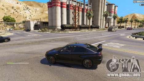 Sobrecalentamiento del motor para GTA 5