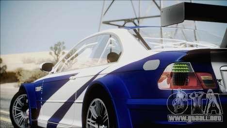 TASTY ENBSeries 0.248 para GTA San Andreas quinta pantalla