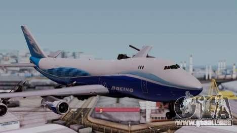 Boeing 747-400 Dreamliner Livery para GTA San Andreas