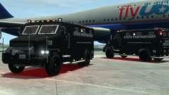 International 4000-Series SWAT Van para GTA 4