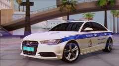 Audi A6 DPS para GTA San Andreas