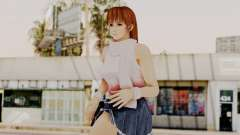 DOA 5 Kasumi Scarfed Frock para GTA San Andreas