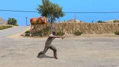 El Cuchillo De Rambo para GTA 5