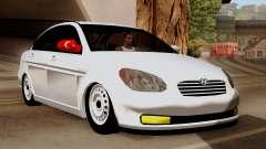 Hyundai Accent para GTA San Andreas