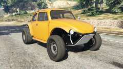 Volkswagen Beetle Baja Bug [Beta] para GTA 5