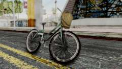 Olad Bike from Bully para GTA San Andreas