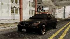 BMW M5 E60 Vossen v1 para GTA San Andreas