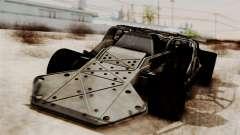 Camo Flip Car