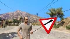 Las señales de la carretera
